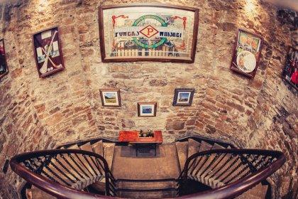 Malone's Old Town Hostel in Edinburgh
