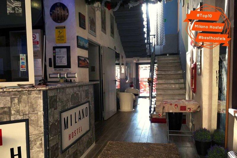 Milano Hostel ha un ottimo rapporto qualità/prezzo