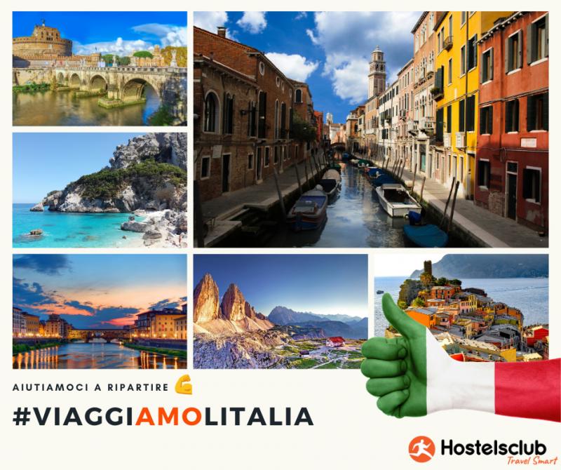 #Viaggiamolitalia