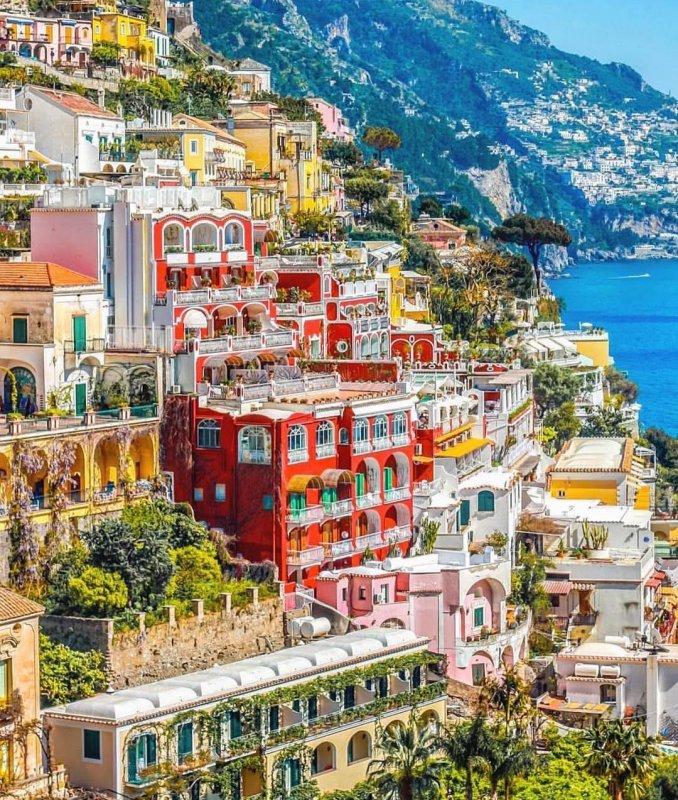 I migliori posti da visitare a Napoli e dintorni: Positano (big)