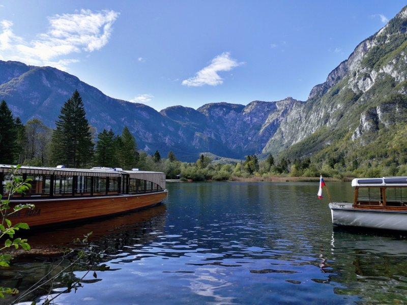 Il Lago Bohinj