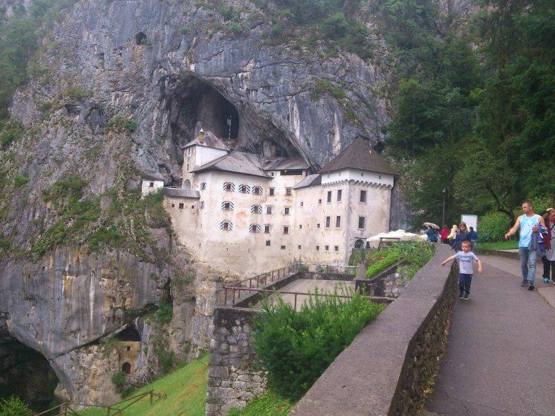 Il Castello di Predjama