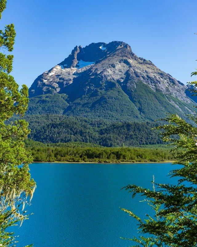 Il Cerro Tronador a Bariloche