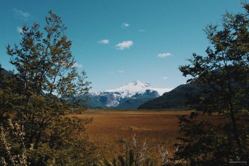 Il Cerro Tronador svetta su Bariloche
