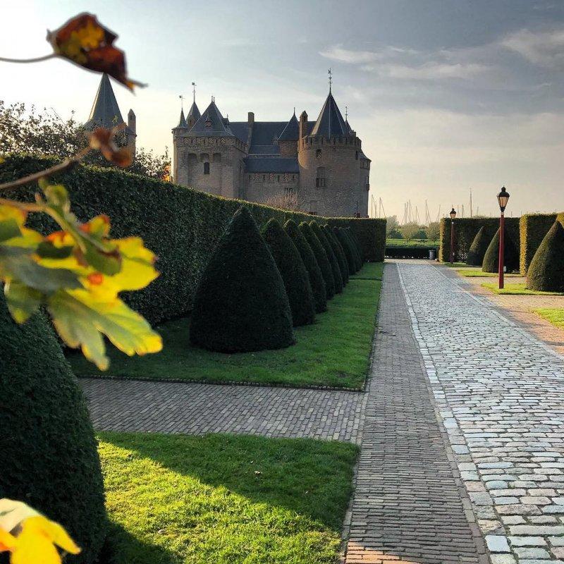Il castello di Muiderslot