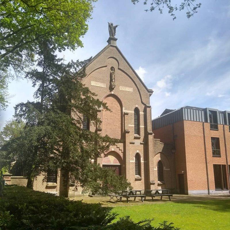 L'abbazia Maria Toevlucht in Zundert