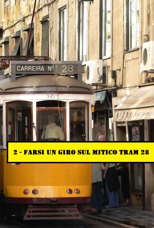 2 - Farsi un giro sul mitico tram 28