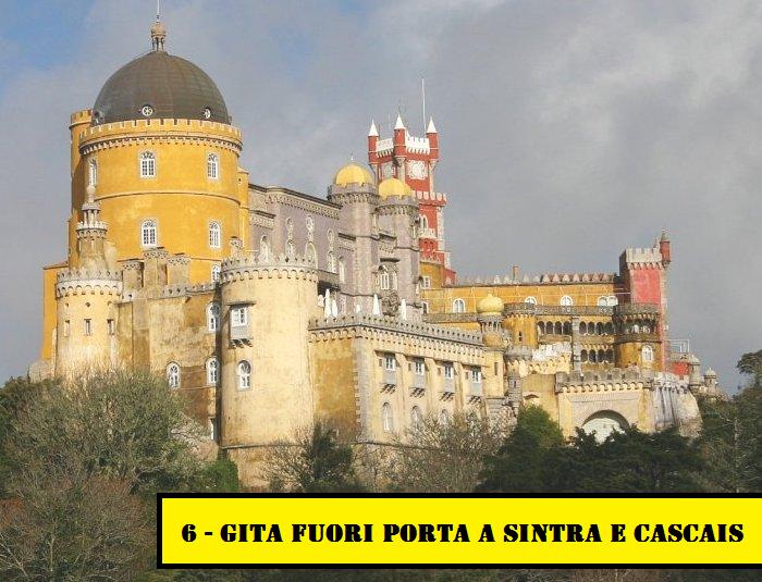 6 - Gita fuori porta a Sintra e Cascais