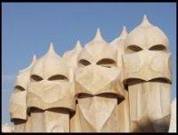 Nuo Gotikos iki Gaudi Barselonoje