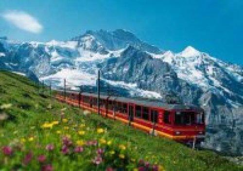 Alternatief transport voor het reizen binnen Europa