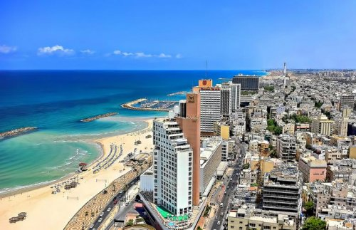 De backpacker places-to-be & must-sees in Tel Aviv