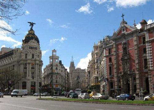 Hostels in Madrid