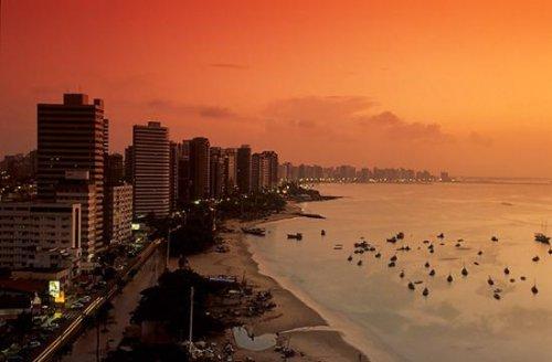 Ontdek de strand steden in het Noordoosten van Brazilië