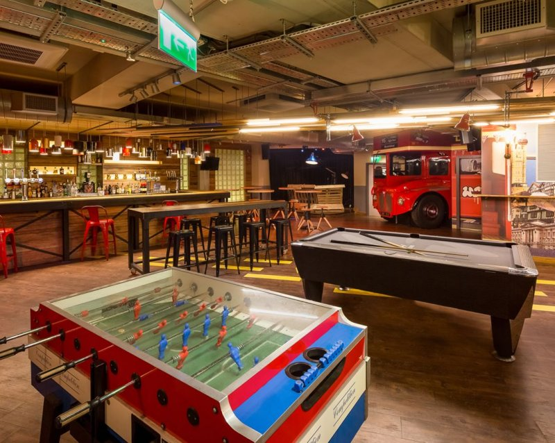 Generator Hostel London Bar