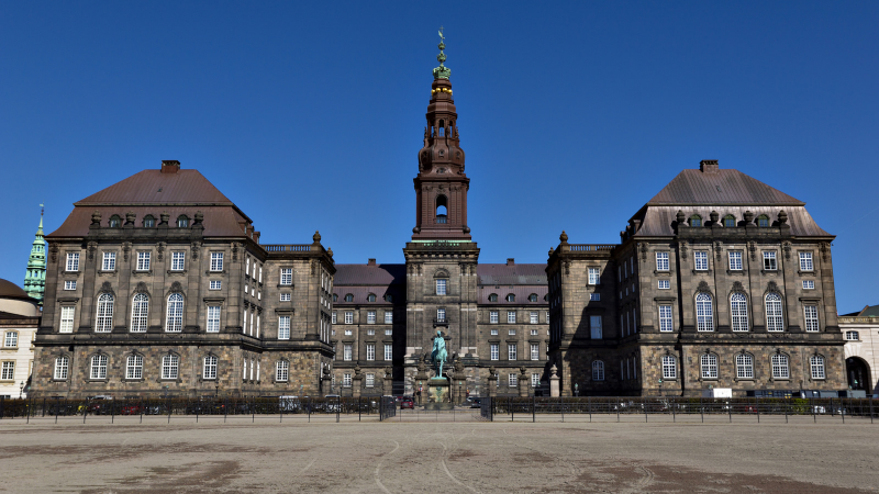 Christiansborg Palace what to see and do in Copenhagen