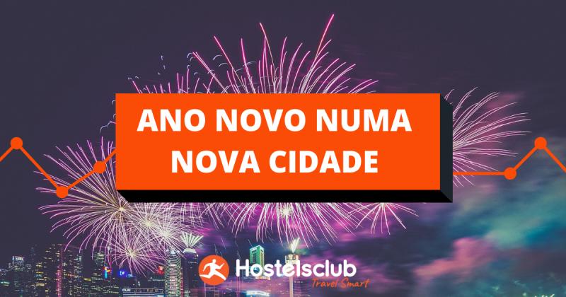 5 cidades para passar o Ano Novo