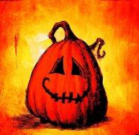 Albergues de assombro: Tenha um Feliz Halloween!