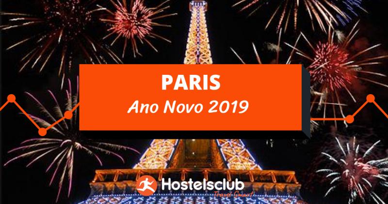 Ano Novo 2019 em Paris
