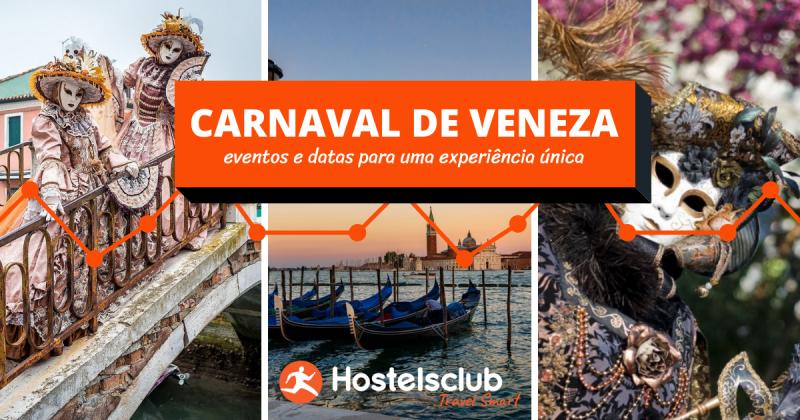 Carnaval em Veneza: programação de 2019