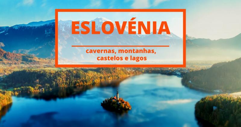 Descobrir a Eslovénia de mochila às costas