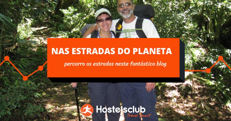 Os bloggers brasileiros que percorrem as estradas do planeta