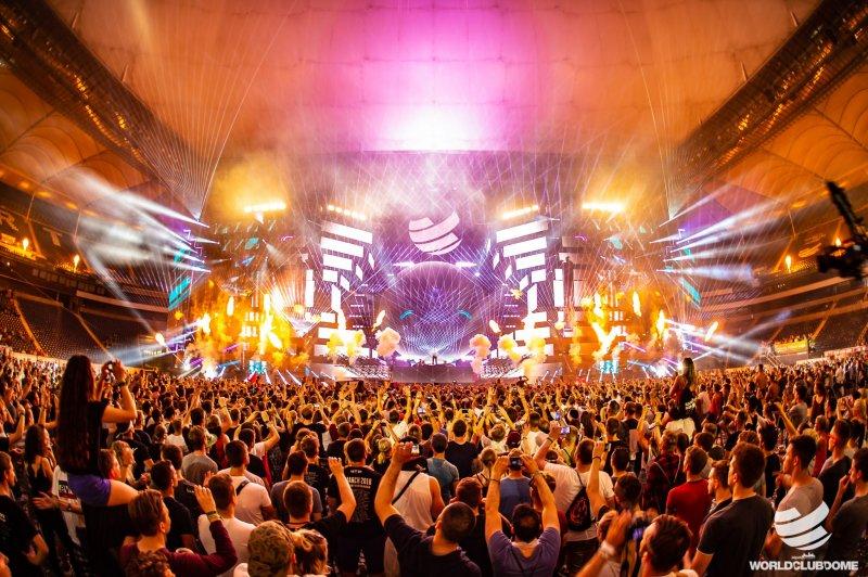 World Club Dome 2019