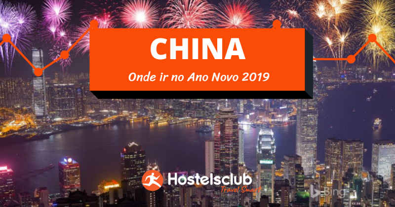 Onde comemorar o Ano Novo na China