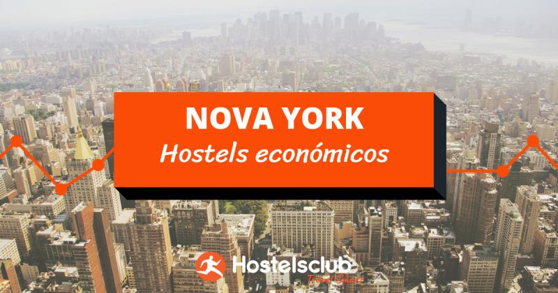 Os hostels mais baratos em Nova York
