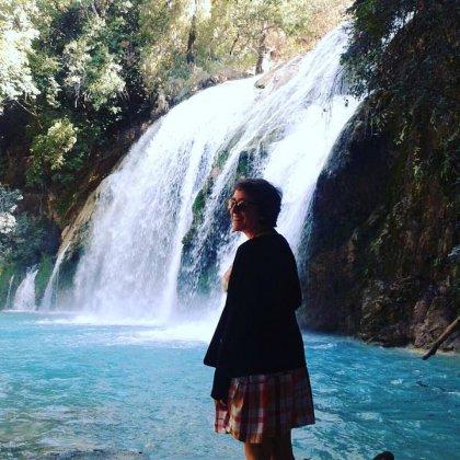 Mariana em Chiapas, México