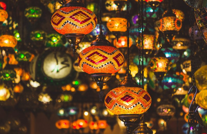 The Grand Bazaar is a must thing to do in Istanbul