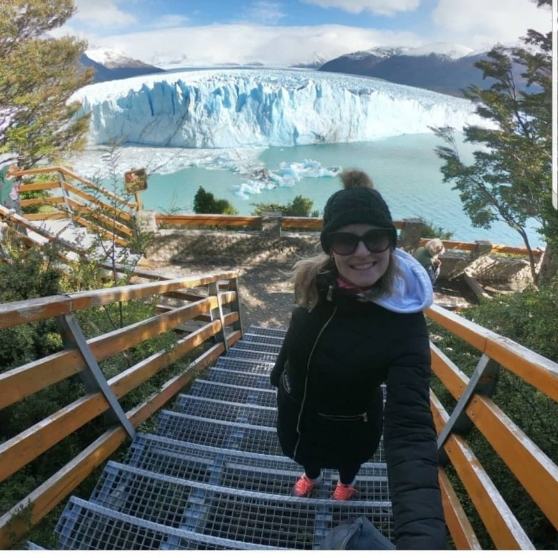 Visit Patagonia's National Glacier Park