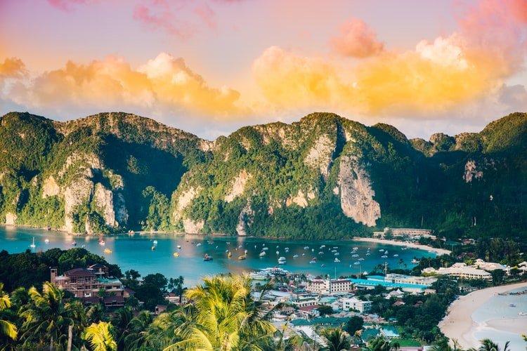 Viajar durante a pandemia: 8 países que oferecem condições especiais para nómadas digitais: Tailândia