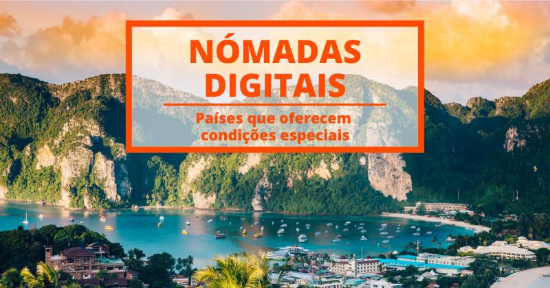 Viajar na pandemia: 10 países que oferecem condições especiais para nómadas digitais