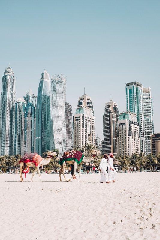 Viajar durante a pandemia: 10 países que oferecem condições especiais para nómadas digitais - Dubai