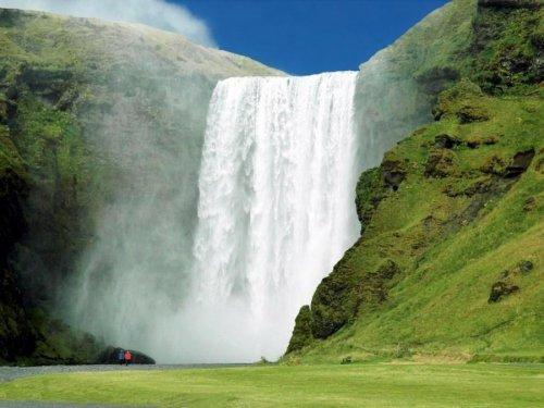 Cuda natury na Islandii?