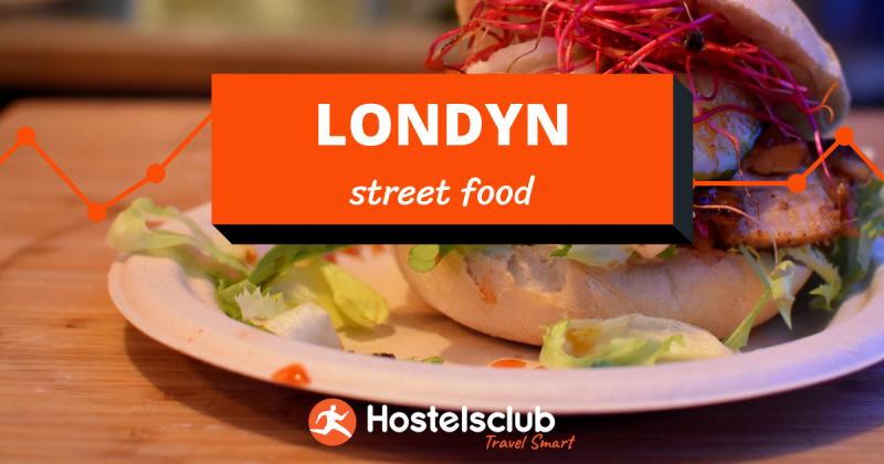 Street Food w Londynie
