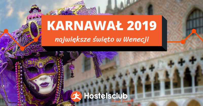Karnawał 2019 w Wenecji