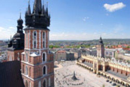 Krakow  - tam warto pojechac!