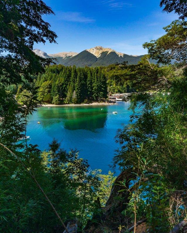 viaje a la patagonia - villa la angostura