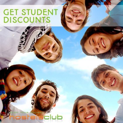 Reduceri exclusive pentru studenti Erasmus - Descoperă Europa!