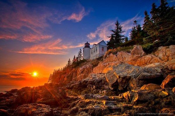 De bästa nationalparkerna för en vandringsresa i USA