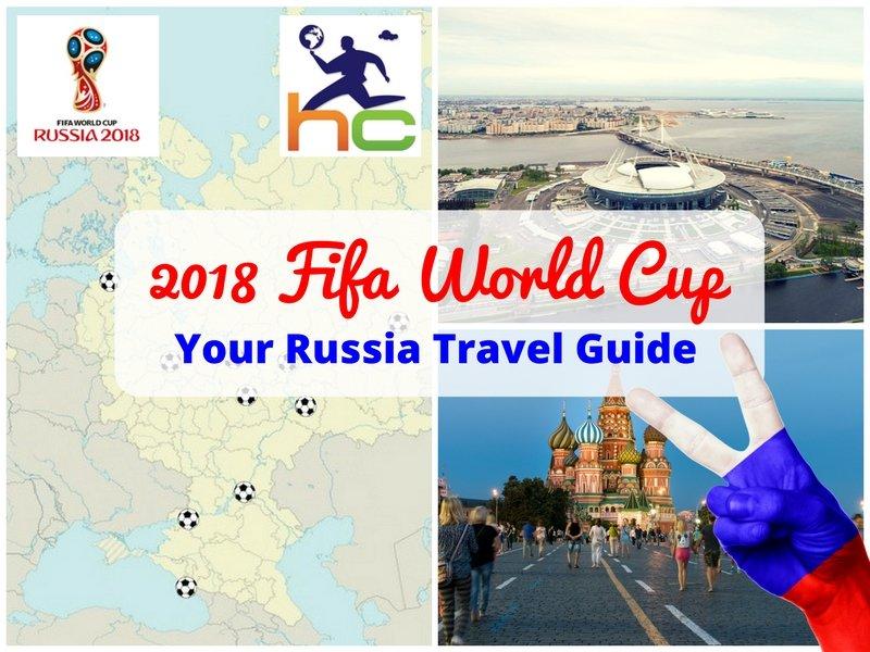 2018 FIFA Dünya Kupası Rusya Rehberi