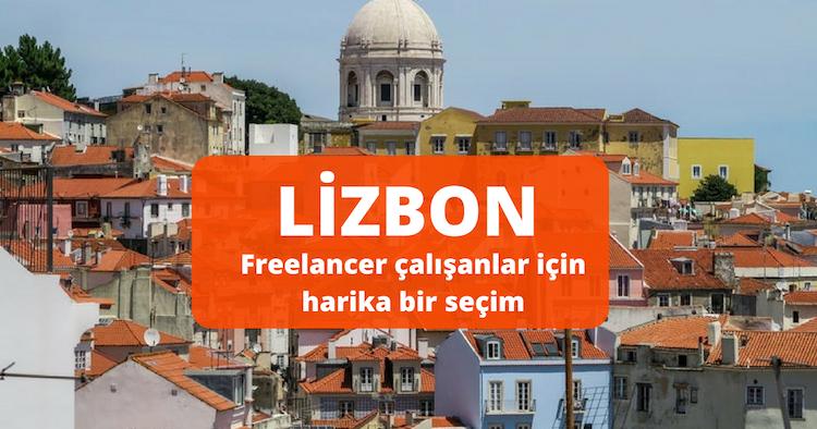 Freelancer Şehri: Lizbon