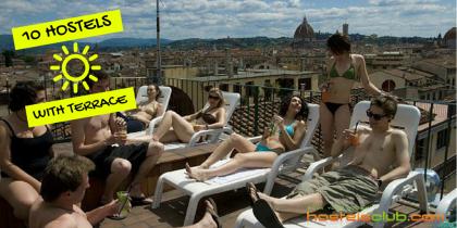 10個最佳的全景露台旅舍