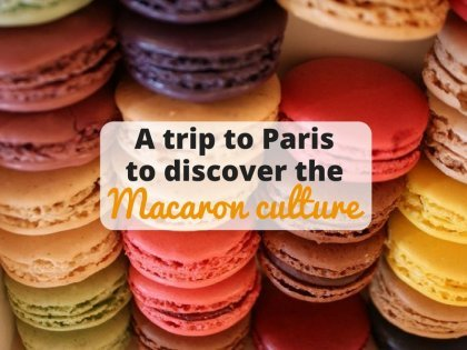 巴黎馬卡龍文化之旅