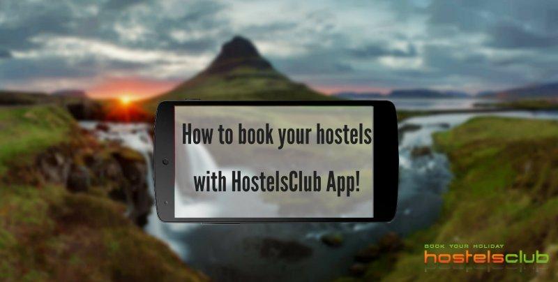 旅舍俱樂部HostelsClub APP教程:如何預訂各地的便宜旅舍