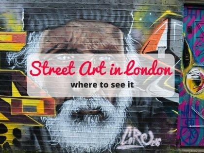倫敦的街頭藝術
