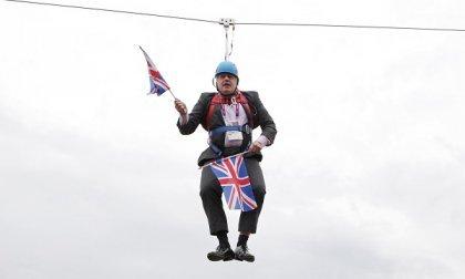 英國脫歐後的倫敦預算假期