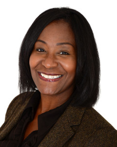 Inez Brown, winner of Partner of Year award from Birmingham Law Society