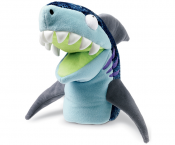 Manhattan Toy Puppet - Chopper Chums - Shark